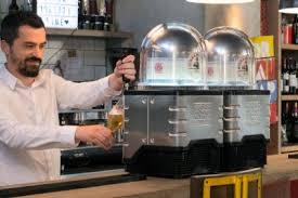Heineken launches Nespresso-style draught beer <b>platform Blade</b> ...
