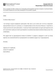 Permission Letter Sample 5 Permission Request Letter Templates Pdf Free