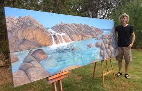 About | Peter Usher Artist