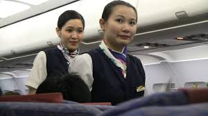 philippine airlines flight attendants