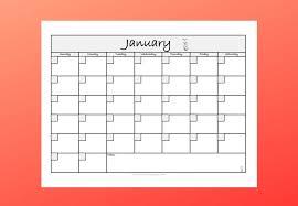 Free Cute 2020 Printable Calendar Free Planner Printables