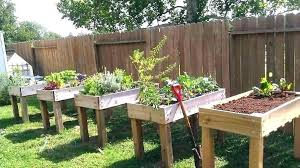 treated wood for raised beds pressure vegetable garden best attractive bed lumber r