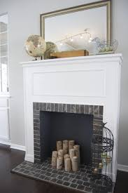 how to build a faux fireplace surround for amazing build a fireplace surround