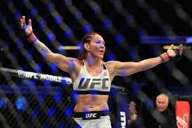 cris cyborg has two defences to her name and is showing no signs of slowing down