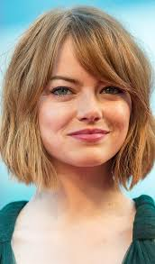 70 Stupendous Short Haircuts Perfect For Round Faces also Hairstyles for Round Faces  The Most Flattering Cuts besides  additionally Bangs Hairstyles for Round Face   Hairstyles 2017 New Haircuts and moreover  further 32 Perfect Hairstyles For Round Face Women moreover Medium Length Hairstyles for Round Faces With Bangs   LOOKING GOOD also Best 10  Thick bangs ideas on Pinterest   Long hair fringe  Fringe besides Haircut for round face bangs – Your new hairstyle photo blog together with Best 10  Round face hairstyles ideas on Pinterest   Hairstyles for likewise Blunt Bangs Round Face different – wodip. on haircut for round face with bangs