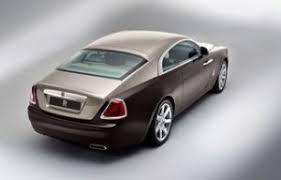 Rolls-Royce Wraith Prix neuf - voiture neuve - L'argus