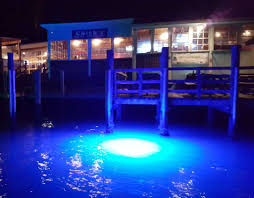 Incredible Underwater Lights 24 000 Lumen Led Dock Lights Easy Plug In And Toss In