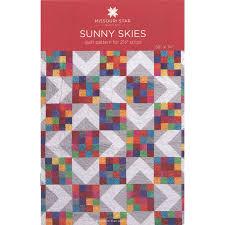 Sunny Skies Quilt Pattern   Missouri Star Quilt Co. Wholesale & Sunny Skies Quilt Pattern Adamdwight.com
