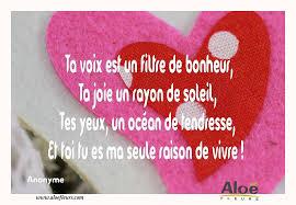 Citations Damour Et Saint Valentin Ta Voix Est Un Filtre De
