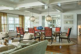oval area rugs with victorian dining room and wall art wide plank nantucket great room sheer curtains