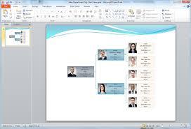Best Way To Create An Org Chart In Powerpoint Create Organizational Chart For Ppt