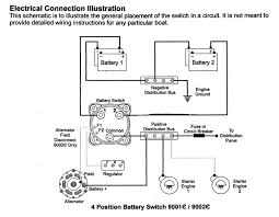 guest marine battery switch wiring diagram how to hook up dual batteries in a boat at Boat Battery Switch Wiring Diagram