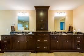wood bathroom mirror digihome weathered: floating black wooden bathroom double vanity with double