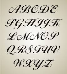 Fancy Letter Format Magdalene Project Org