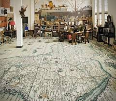 22 Unique Flooring Ideas For Any Room. And this floor will go in the library