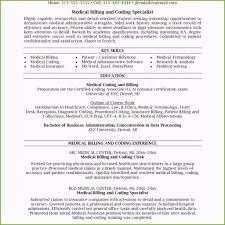 Entry Level Medical Billing And Coding Resume Entry Level Medical Billing And Coding Resume Sample Template Design