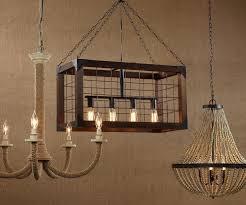new diy glass bead chandelier
