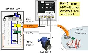 how to wire eh40 water heater timer eh10 wh40 wh21 larger image