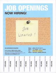 job flyer examples tk job flyer examples 23 04 2017
