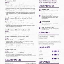Marissa Mayer Resume Marissa Mayer Resume Sweet Yahoo Ceo S One Page Cv Will Inspire Envy 8