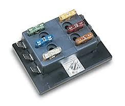 eaton s bussmann series lightweight fuse panel waytek 15600 06 20 fuse block