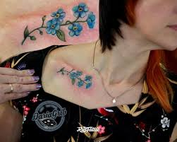 фото татуировки не забуду в стиле фрихенд цветная татуировки на