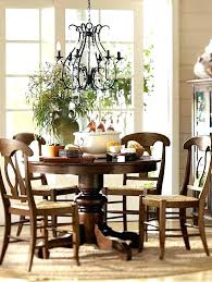 pottery barn table and chairs pottery barn round dining table pottery barn harvest dining table set