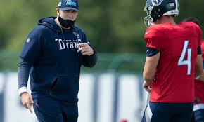 Tennessee Titans' Arthur Smith drawing 'a lot of intrigue' for HC gig