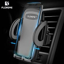 <b>FLOVEME</b> One-Click Release Car <b>Phone</b> Holder <b>Universal</b> Air Vent ...