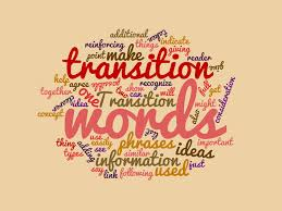 Transistion Words What Are Transition Words Word Counter Blog