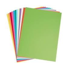 Плотная цветная <b>бумага</b> А4 <b>Clairefontaine</b> купить — цветной ...