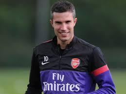 Arsenal dalam Dan dengan kamis Liga Inggris Manchester United medis Melalui Premier League proses negosiasi robin van persie Sepak Bola van