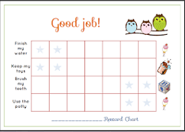 Reward Chart Template Toddler Mommy Confessionals Free Printable Toddler Reward Chart For