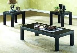 black coffee table and end table sets 3 coffee table set elegant coffee tables tagged colour