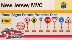 new jersey mvc road signs permit practice test hard dmv permit practice tests