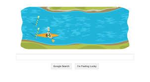 play google doodle games. Wonderful Google The Basketball London 2012 Game Doodle Slalom Canoe   And Play Google Doodle Games