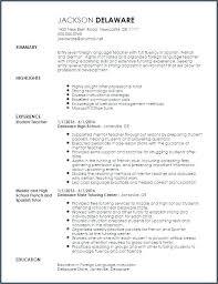 Resume Language Skills Language Skills 3 Resume Format Sample Resume Resume Teacher