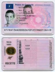 Driving Licence Wikipedia France In -