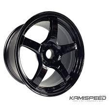 Gramlights 57cr 19x9 5 45 5x114 3 Glossy Black