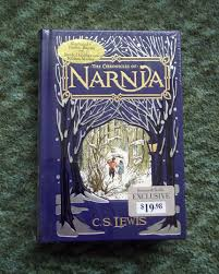 the chronicles of narnia barnes and noble rare collector s ed sealed unread