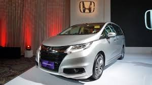Honda Odyssey di kampung bali