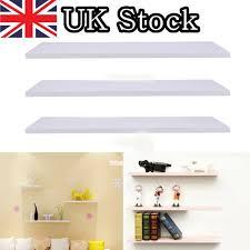 60cm floating storage shelf with