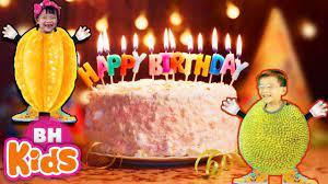 Happy Birthday Song ❤ Khúc Hát Chúc Mừng Sinh Nhật Cho Bé Yêu - Nhạc Thiếu  Nhi Vui Nhộn Hay Nhất - YouTube