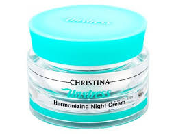 <b>CHRISTINA Unstress Harmonizing</b> Night <b>Cream</b> 50ml