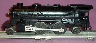 motive power steam scout 246 scout locomotive lionel 246 scout locomotive