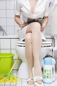 Toliet shots of women peeing