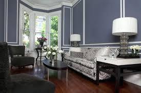 modern black white. Modern Black White Blue Living Room Victorian Decor Ideas How To Create Interiors O