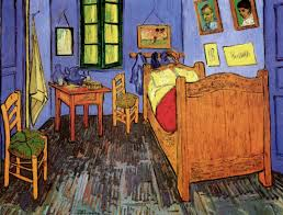 vincent s bedroom in arles 1889