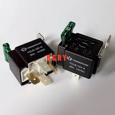 online buy wholesale 12v fuse box and relays from china 12v fuse Electronic Fuse Box 5 sets 12v 30a automotive relay fuse box end relay refit relays with insurance electric fuse box