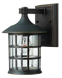 hinkley 1800oz traditional one light wall mount from freeport collection in bronze darkfinish wall porch lights com